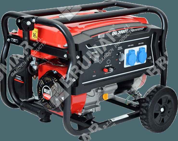 motogeneratore ducar dg 3000 t image