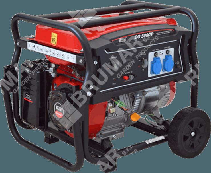 motogeneratore ducar dg 5000 t image