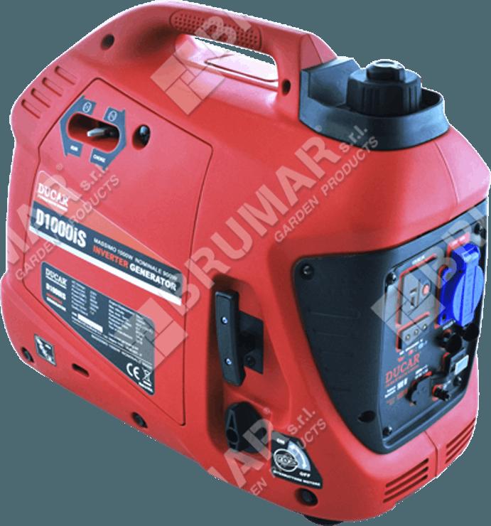 motogeneratore inverter ducar d 1000is image
