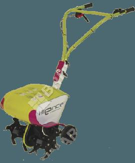 Motozappa a batteria PUBERT TILLENCE