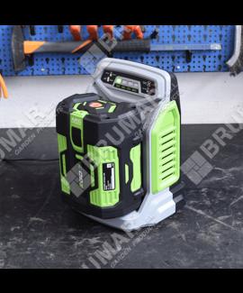 Caricabatterie EGO CH 5500 E per batterie al litio