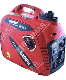 Motogeneratore inverter DUCAR D 2000iS