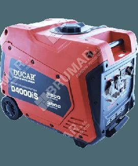 Motogeneratore inverter DUCAR D 4000iS