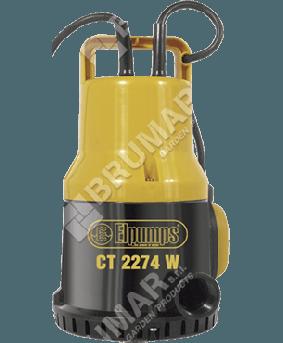 Elettropompa sommersa ELPUMPS CT 2274 W