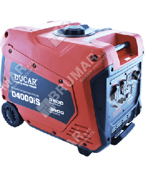 Motogeneratore inverter DUCAR D 4000iS