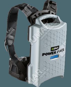 Batteria a zaino EGO BAX 1301