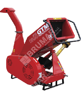 Biotrituratore GTM GTS 1300 P