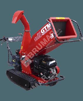 Biotrituratore GTM GTS 1300 RG TRACK