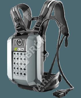 Batteria a zaino EGO BAX 1501 56V con celle al litio