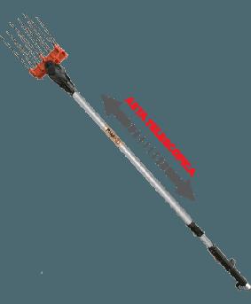 Scuotiolive a batteria MAORI POWER10 TELESCOPICO