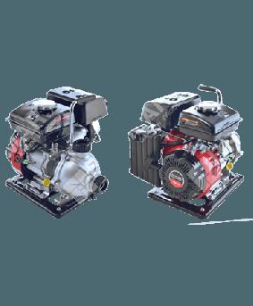 Motopompa DUCAR DP 25