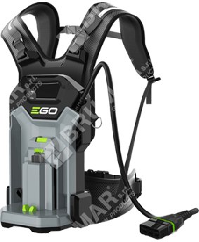 Zaino portabatteria EGO BHX 1000-K0002