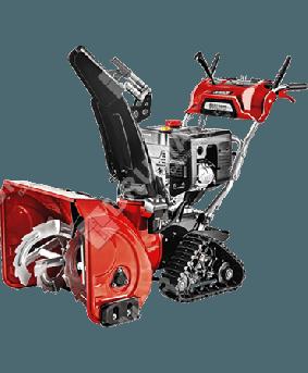 Spazzaneve a scoppio MAORI MP 1387 AE TRACK