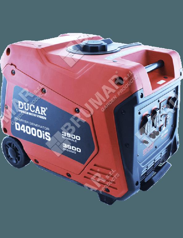 motogeneratore inverter ducar d 4000is image